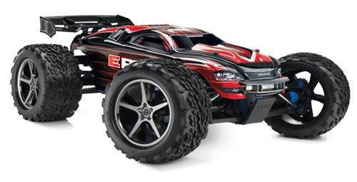Traxxas E-Revo RTR 4WD Monster Truck Red