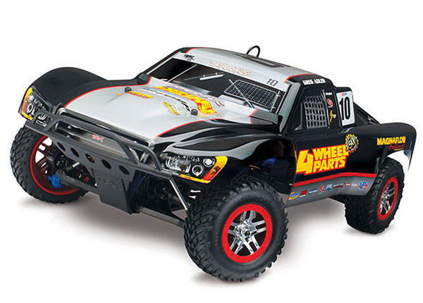 Traxxas Slayer Pro 4x4: 1/10-Scale Nitro-Powered 4wd Greg Adler