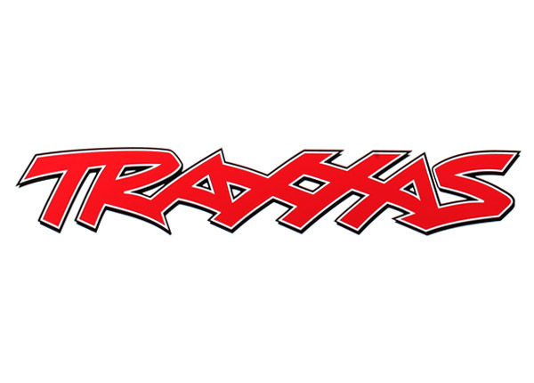 Traxxas 12' Red Vinyl Sticker