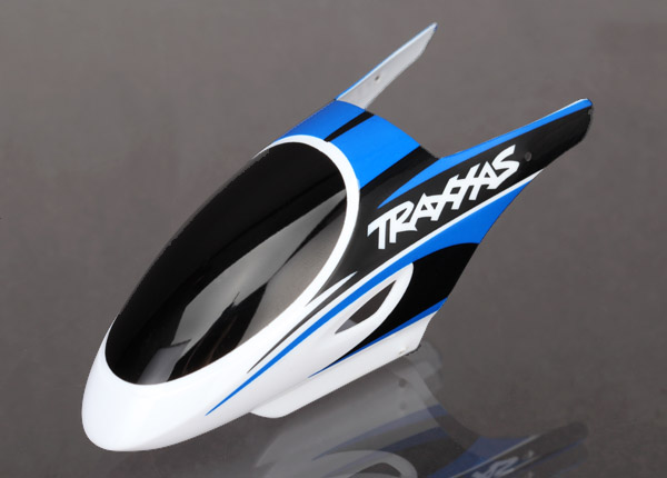 Traxxas Canopy, Dr-1, Blue (1)