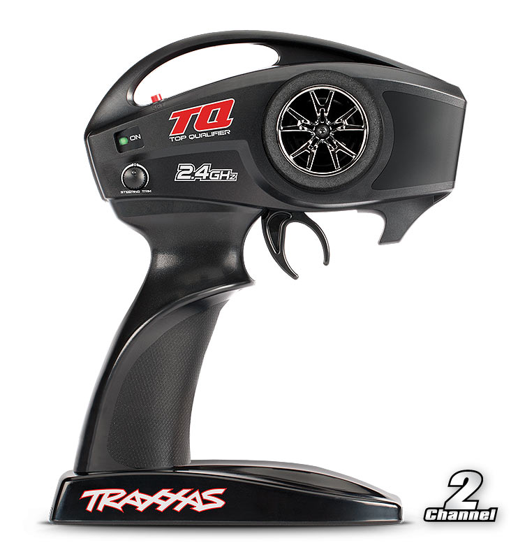 Transmitter, TQ 2.4GHz high output, 2-chanel