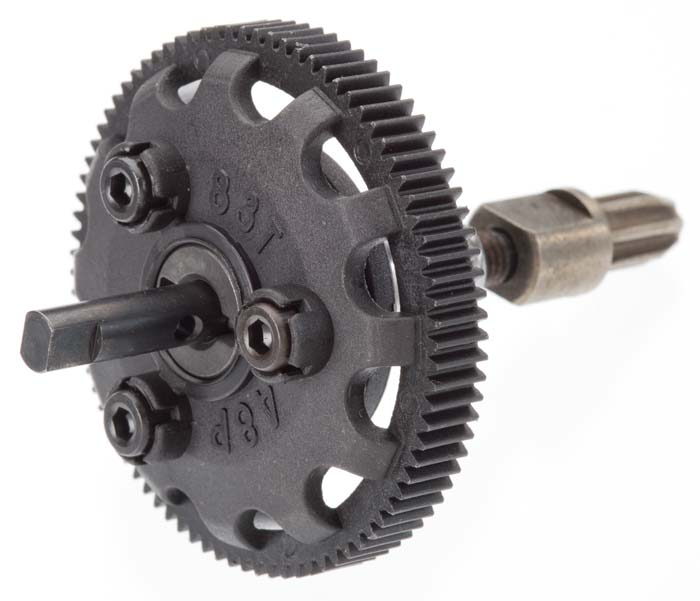 Traxxas Gear Clutch, Complete (High Stall)