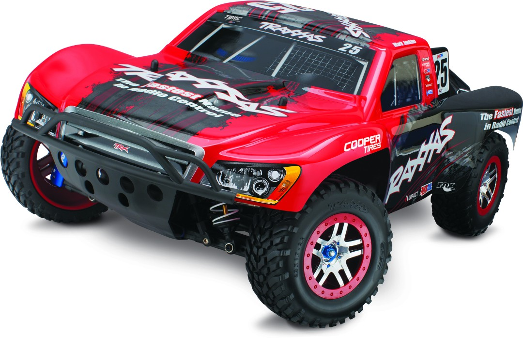 Traxxas Slash 4X4 Ultimate Short Course Truck w/ Onboard Audio