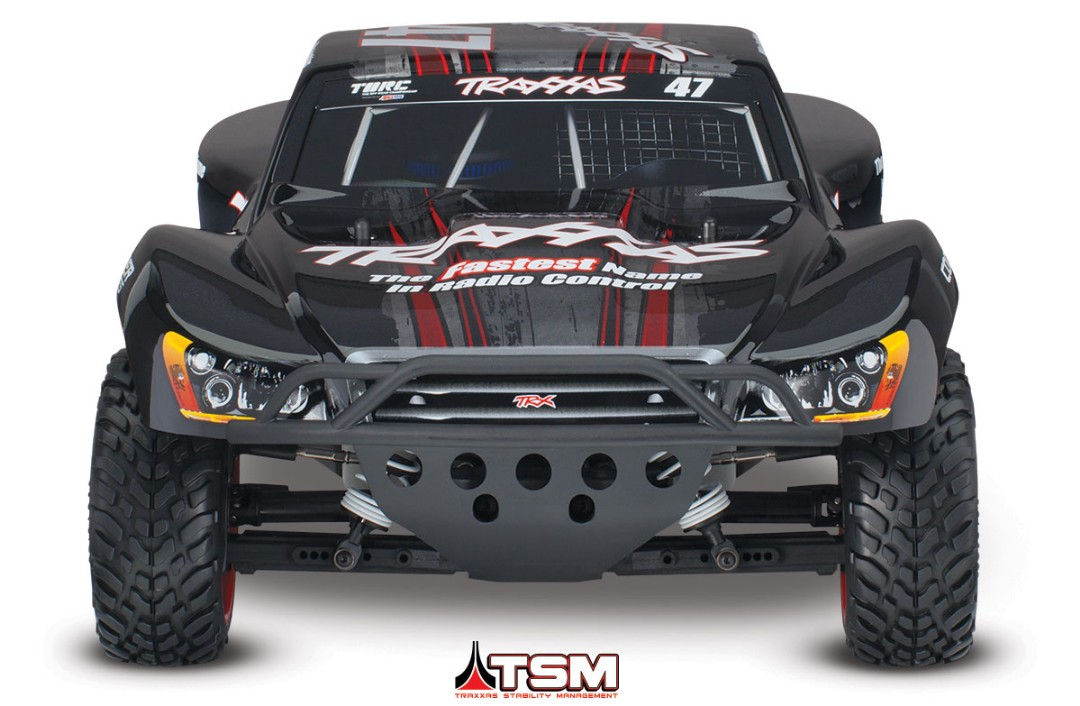 Traxxas Slash 4X4 Brushless 1/10 4WD RTR Short Course Mike