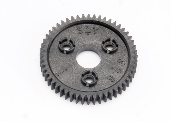 Traxxas Spur gear, 52-tooth (0.8 metric pitch, compatible with 3