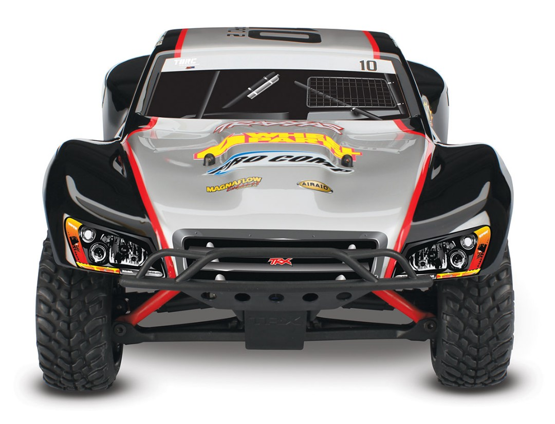 Traxxas Slash 4x4 1/16 4WD RTR Short Course Truck Greg Adler