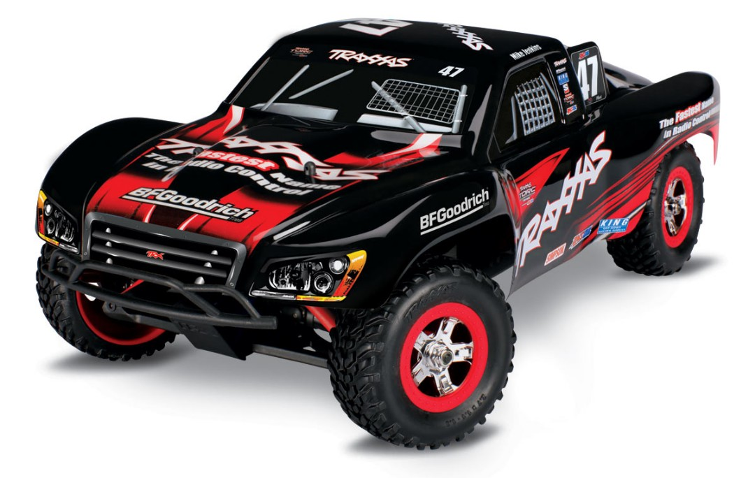 Traxxas Slash 4x4 1/16 4WD RTR Short Course Truck Mike Jenkins