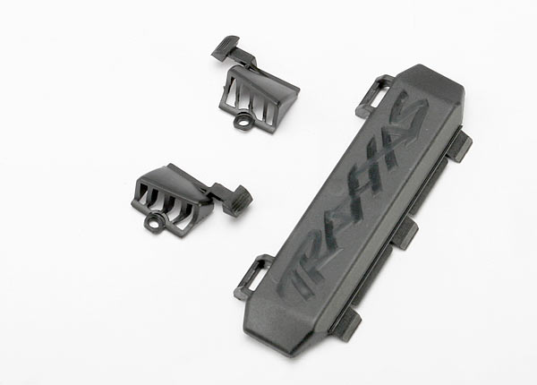Traxxas Battery Compartment Door & Vent Set (1 Pair) (Right Or L
