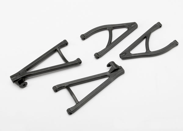 Traxxas Suspension arm set, rear (includes upper right & left an