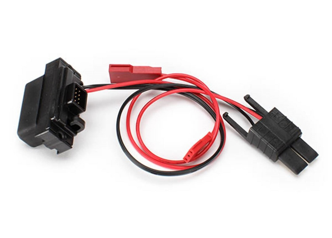 Traxxas LED Lights, Power Supply (Regulated, 3V, 0.5 amp)