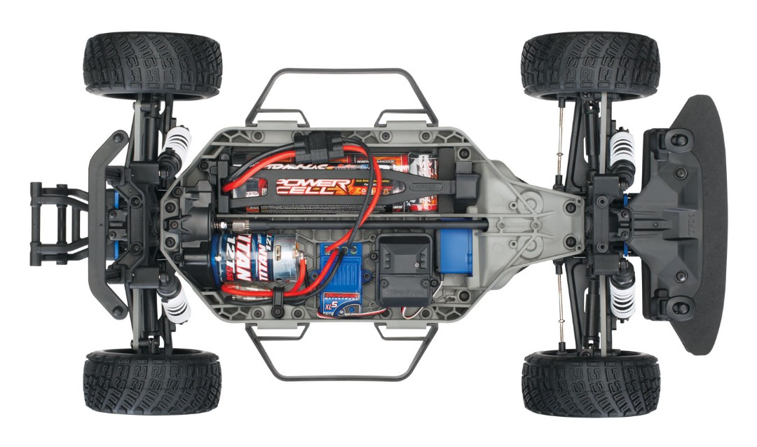 Traxxas VR46 1/10 Rally Racer, Brushed XL-5 ESC