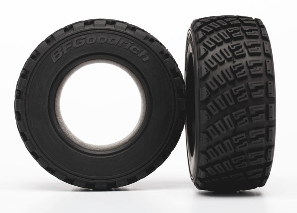 Traxxas Tires, Bfgoodrich Rally, Gravel Pattern, S1 Compound (2)