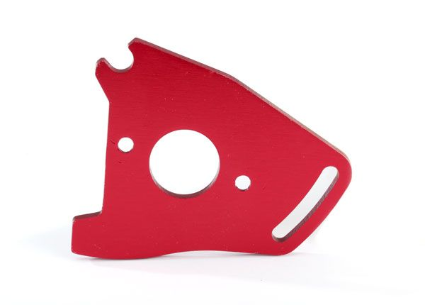 Traxxas Red Motor Plate