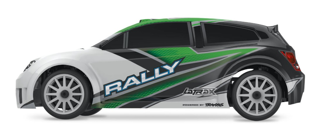 Traxxas LaTrax Rally 1/18 4WD RTR Rally Racer Green