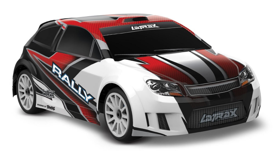 Traxxas LaTrax Rally 1/18 4WD RTR Rally Racer Red
