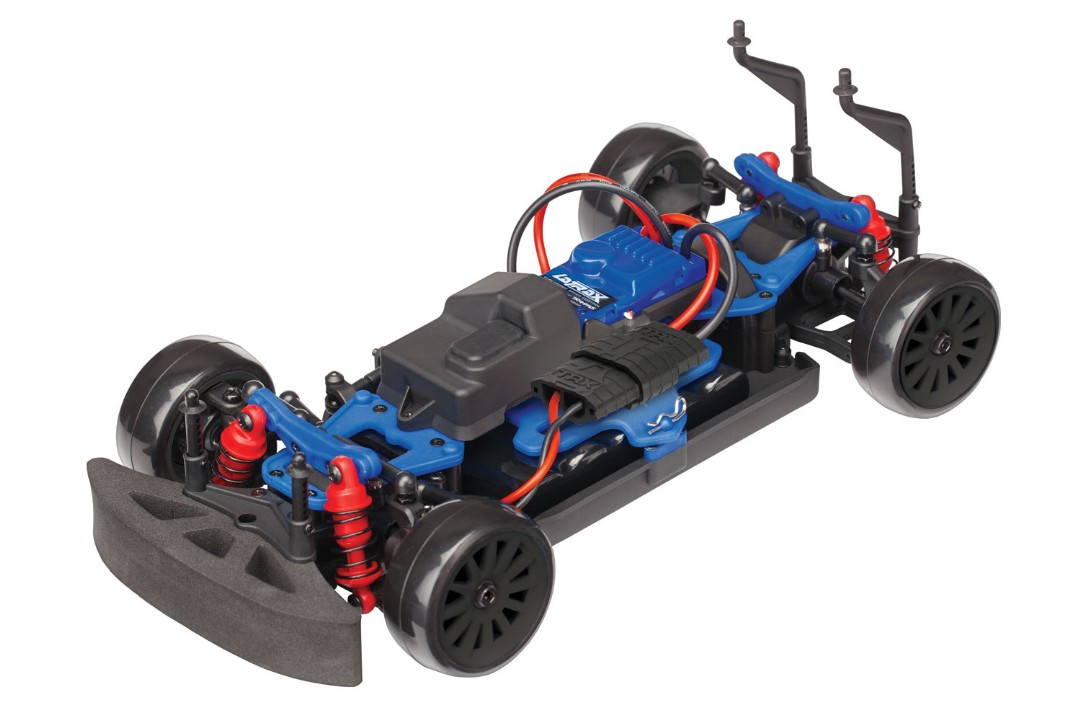 Traxxas LaTrax Rally 1/18 4WD RTR Rally Racer VR46