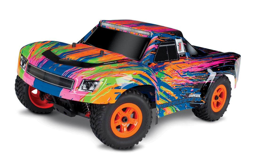Traxxas LaTrax Desert Prerunner 1/18 4WD RTR Racing Truck - Click Image to Close