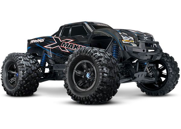 Traxxas X-Maxx 4WD Brushless RTR 8S Monster Truck - Blue