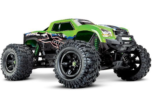 Traxxas X-Maxx 4WD Brushless RTR 8S Monster Truck - GreenX