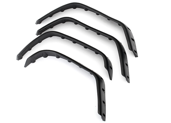 Traxxas Fender flares, front & rear (2 each)