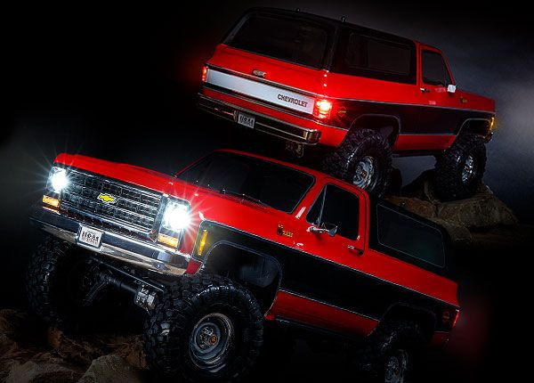 Traxxas Led light set for 8130 body (requires 8028 power supply