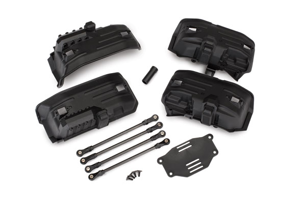 Traxxas Chassis conversion kit, TRX-4 (long to short wheelbase)