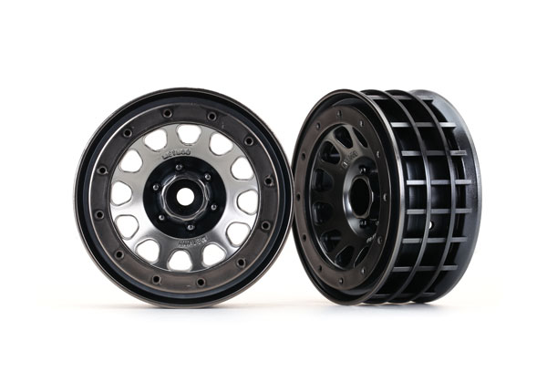 Traxxas Wheels, Method 105 2.2' (Beadlock Sold Separately)