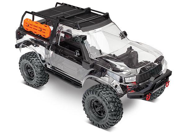 Traxxas TRX-4 Sport Unassembled Kit - Click Image to Close