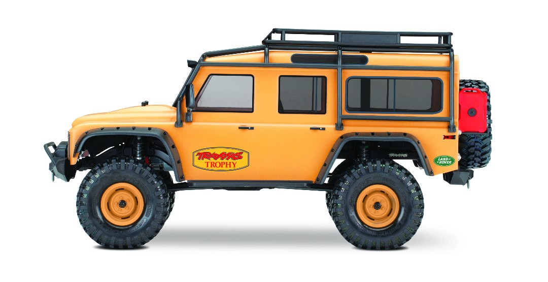 Traxxas TRX4 Land Rover Tan - Limited Edition