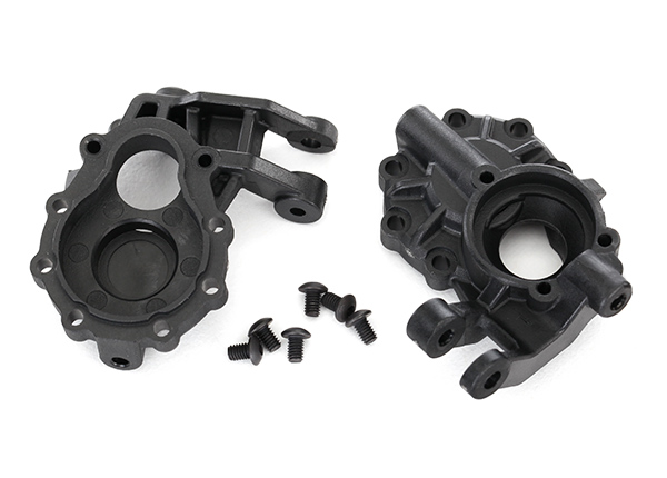 Traxxas Portal drive housing, inner, front (left & right)/ 2.5x4