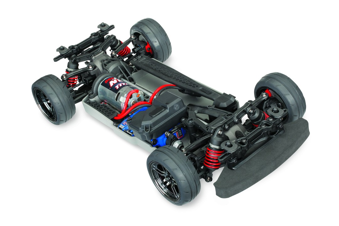 Traxxas 4-TEC 2.0 XL-5 AWD Chassis-Only