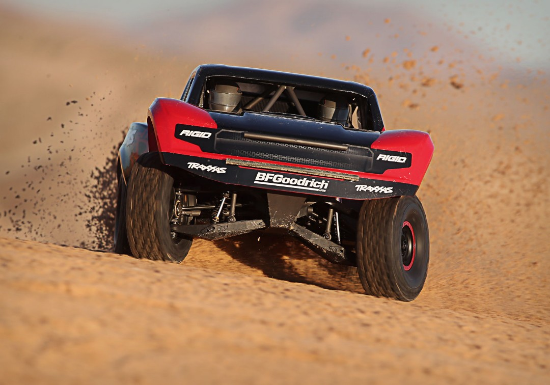 Traxxas Unlimited Desert Racer (UDR) - Rigid - Click Image to Close