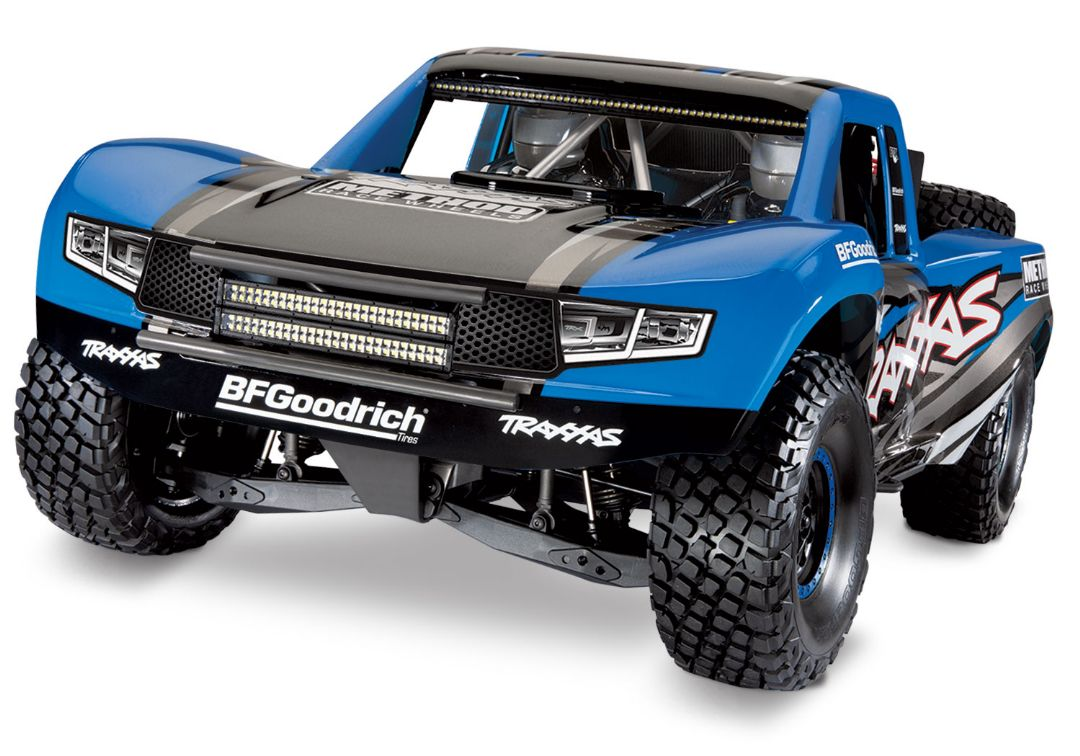 Traxxas Unlimited Desert Racer (UDR) with lights - Blue