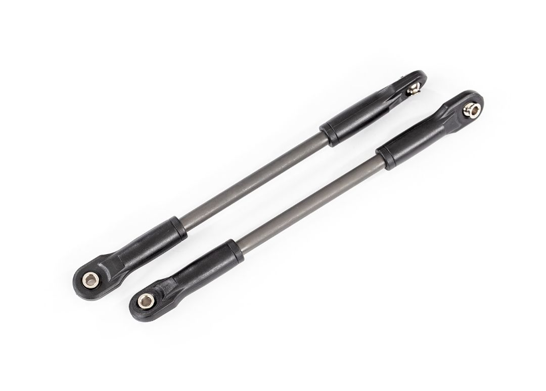 Traxxas Push rod (steel), heavy duty (2) (assembled with rod end