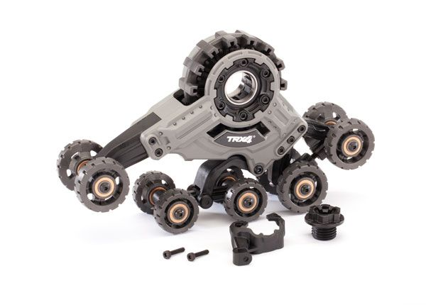Traxxas Traxx, TRX-4 (4) (rear right)