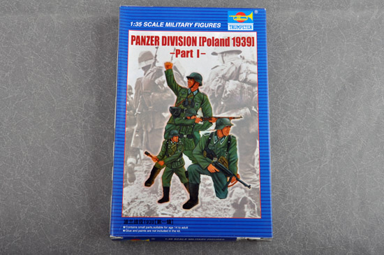 Trumpeter 1/35 Panzer Division (Poland) - Part 1