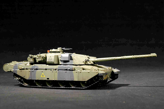 Trumpeter 1/72 British Challenger I MBT (NATO Version)