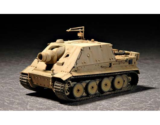 "Trumpeter 1/72 ""Sturmtiger"" Assault Mortar (early type)"