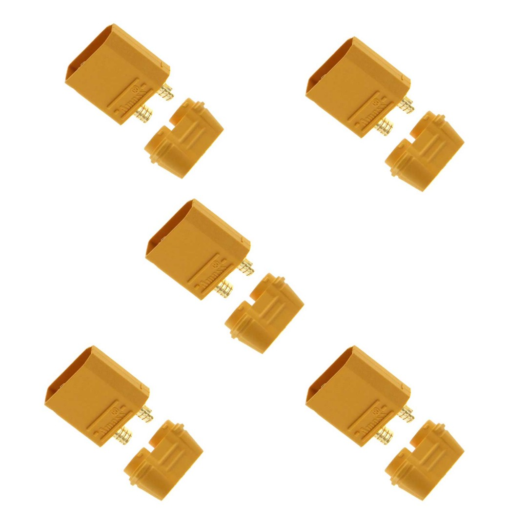 Venom XT90/XT90-S Male Battery Connector Plug (5)