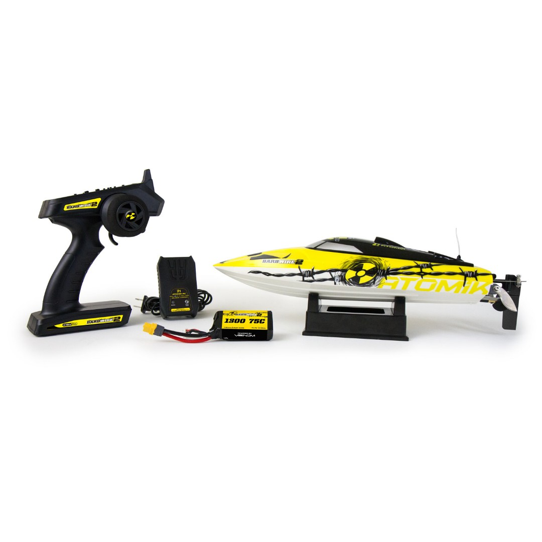 Atomic Barbwire 2 RTR Brushless Boat